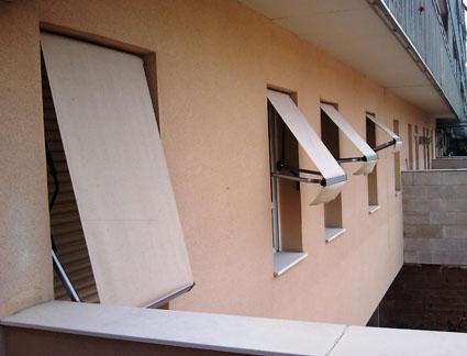 toldos de ventana